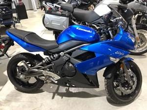 Kawasaki Ninja 650 2009