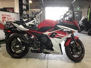 Yamaha FZ6R 2014