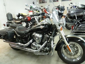 Kawasaki Vulcan® 900 Classic 2012