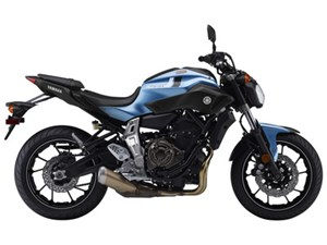 Yamaha FZ-07 ABS 2017