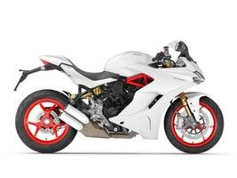 Ducati SuperSport S White Silk 2018