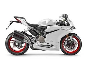 Ducati 959 Panigale White 2018