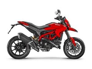 Ducati Hypermotard 939 Red 2018