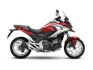 Honda NC750X DCT 2018