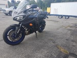 Yamaha Fazer® 8 2013