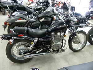 Honda Rebel 250 2007