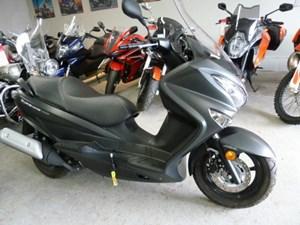 Suzuki Burgman 200 ABS 2016