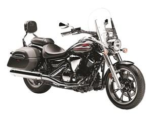 Yamaha V-Star® 950 Tourer 2014