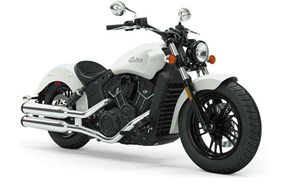 Indian SCOUT SIXTY ABS WHITE SMOKE 2019