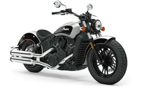 Indian SCOUT SIXTY ABS STAR SILVER THUNDER BLACK / 37$/se 2019