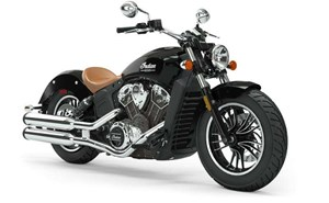 Indian SCOUT THUNDER BLACK 2019