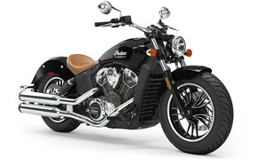 Indian SCOUT ABS THUNDER BLACK / 44$/sem 2019