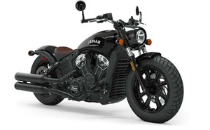 Indian SCOUT BOBBER ABS THUNDER BLACK 2019