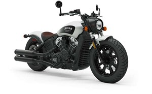 Indian SCOUT BOBBER ABS WHITE SMOKE 2019
