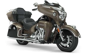 Indian ROADMASTER POLISHED BRONZE THUNDER BLACK 2019