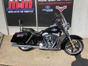 Harley-Davidson FLD - Dyna® Switchback™ 2013