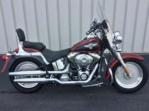 Harley-Davidson FLSTFI - Softail Fatboy 2006