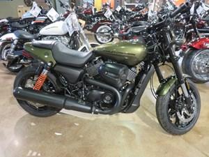 Harley-Davidson XG750A - Street Rod™ 2017