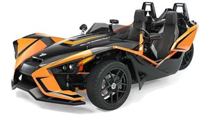 Polaris SLINGSHOT GT BLACK CRYSTAL 2019