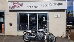 Harley-Davidson VRSCDXAE - V-Rod® 10th Anniversary Editi 2012