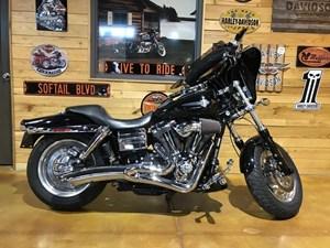 Harley-Davidson FXDF - Fat Bob 2008