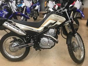 Yamaha XT250 Dual Purpose 2018