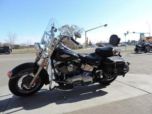 Harley-Davidson FLSTC - Heritage Softail® Classic 2013