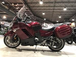 Kawasaki Concours 1400 ABS 2009