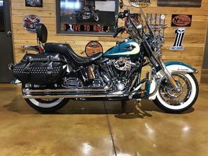 Harley-Davidson FLSTC - Heritage Softail 2009