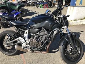 Yamaha FZ 07 2016