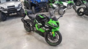 Kawasaki Ninja® ZX™-6R KRT Edition 2017