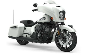 Indian CHIEFTAIN DARK HORSE WHITE SMOKE / 97$/sem 2019