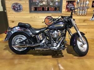 Harley-Davidson FLSTFI - Fat Boy 2004