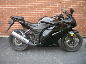 2008 Kawasaki EX250