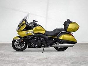 BMW K1600GA 2018