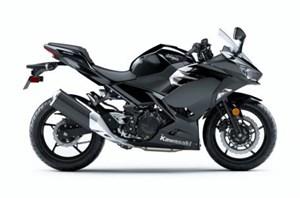 Kawasaki Ninja 400 DEMO MODEL 2018