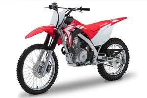 Honda CRF125F small wheel 2019