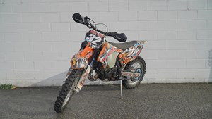 KTM® XC150 2011
