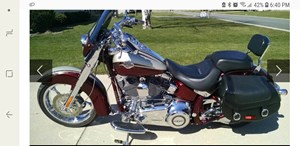 Harley-Davidson FLSTSE CVO 110 Screaming Eagle 2010