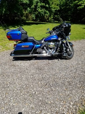 Harley-Davidson Electra Glide, Ultra Classic 2010