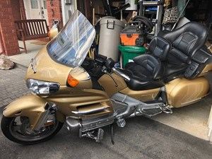 Honda Goldwing GL1800 Audio & Comfort Pkg 2006