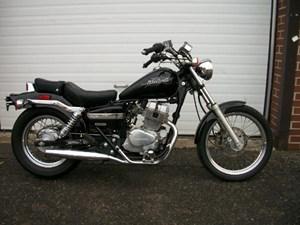 Honda Rebel (CMX250C) 2007