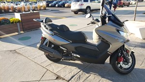 2009 Kymco Exciting  500Ri   ABS