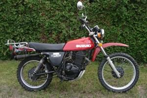 Suzuki SP 370's 1978