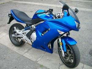 Kawasaki Ninja 650R 2007