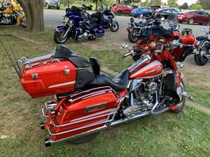 Harley-Davidson Cvo ultra screaming eagle 2008