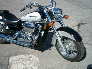 Honda Shadow Aero (VT750) 2004