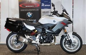 2020 BMW F 900 XR Light White