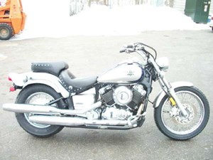 Yamaha V Star Custom 2006