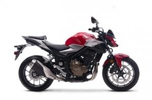 2020 Honda CB500FAL